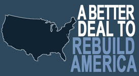 A Better Deal To Rebuild America
