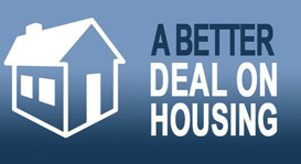 A Better Deal On Housing