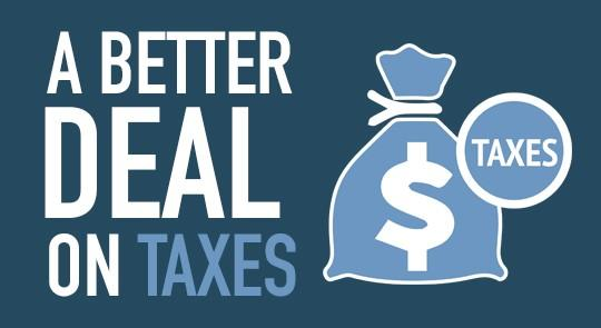 A Better Deal on Taxes feature image