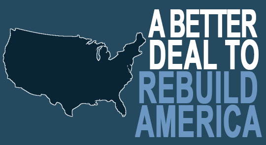A Better Deal to Rebuild America feature image