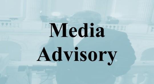 Media Advisory Image feature image