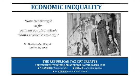 Townhall Teach-In on Economic Inequality feature image